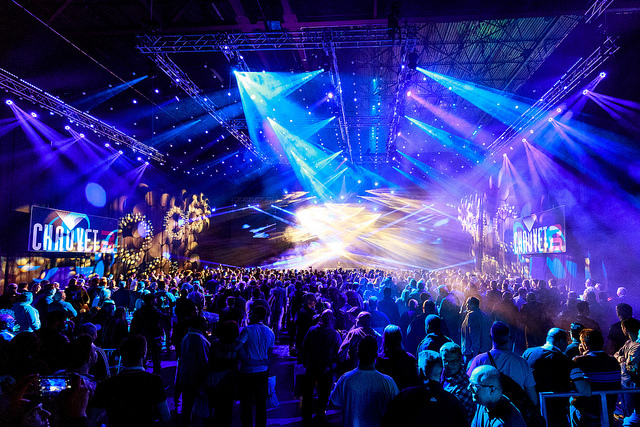 lighting can help boost event success