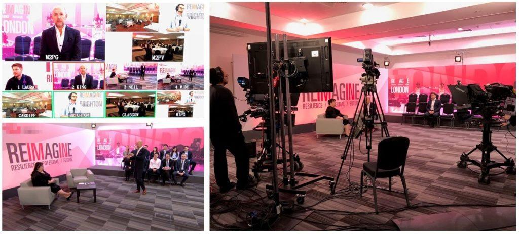 On creates multi-venue digital roadshow - Live Event Production