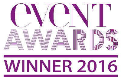 Event Awards Winner 2016 - Production Award - On Event Production Co