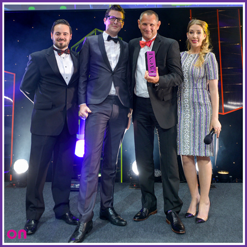 On Event Production Co. - Production Award Winners @ Event Awards 2016