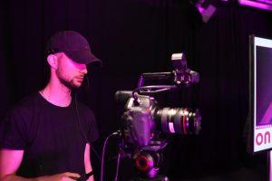 Virtual Event Camera Operator