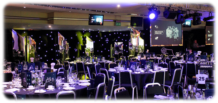 On Event Production Co. - Professional Technical Event Production - Awards Ceremony