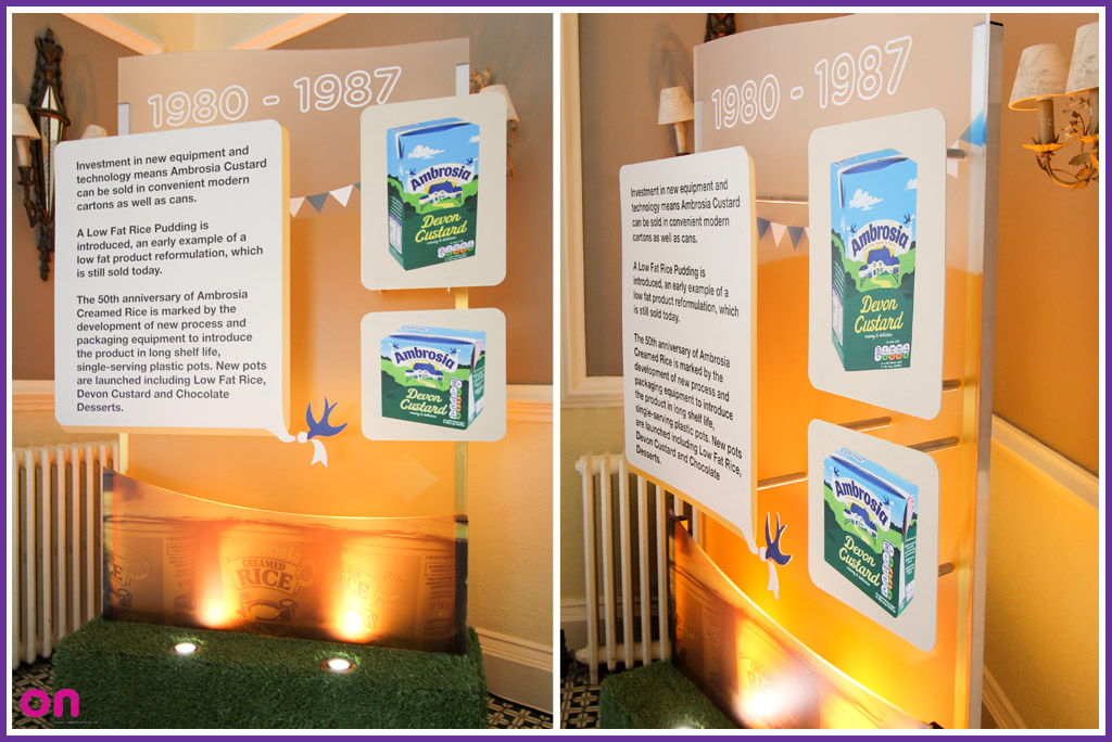 Bespoke Exhibition and Display Stand Fabrication - On Event Production Co.