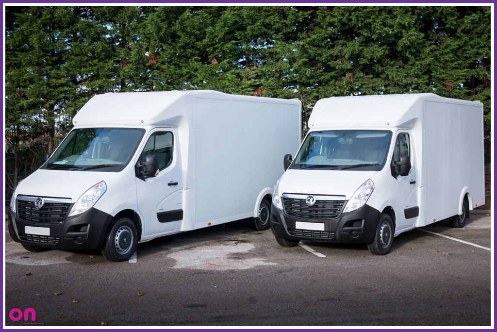 On Event Production Co. - Invest in new Maxi-low vehicles for events and roadshows