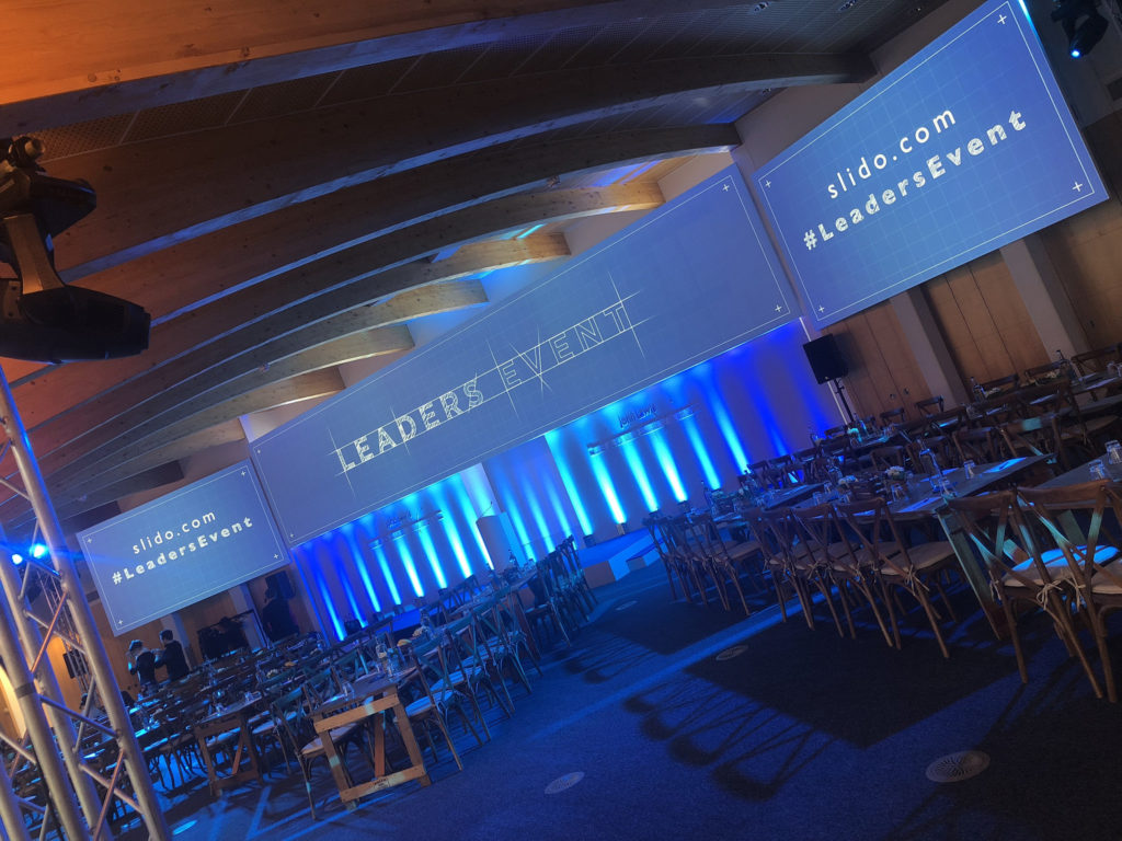 Conference for John Lewis - On Event Production Co
