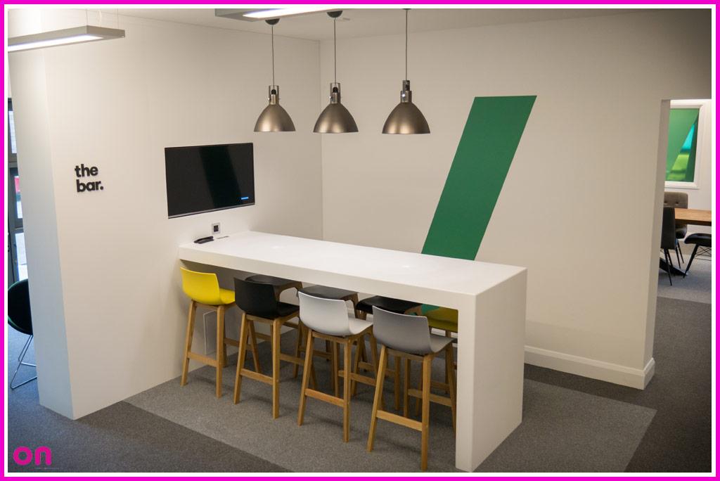Premises refurbishment for Purpose Media - On Event Production Co.