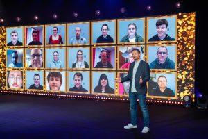 Virtual Audience Hybrid Event Studio