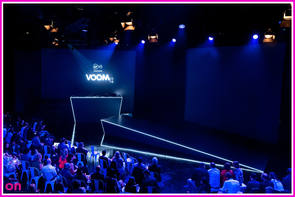 VOOM 2016 - Creative Live Event Production - On Event Production Co.