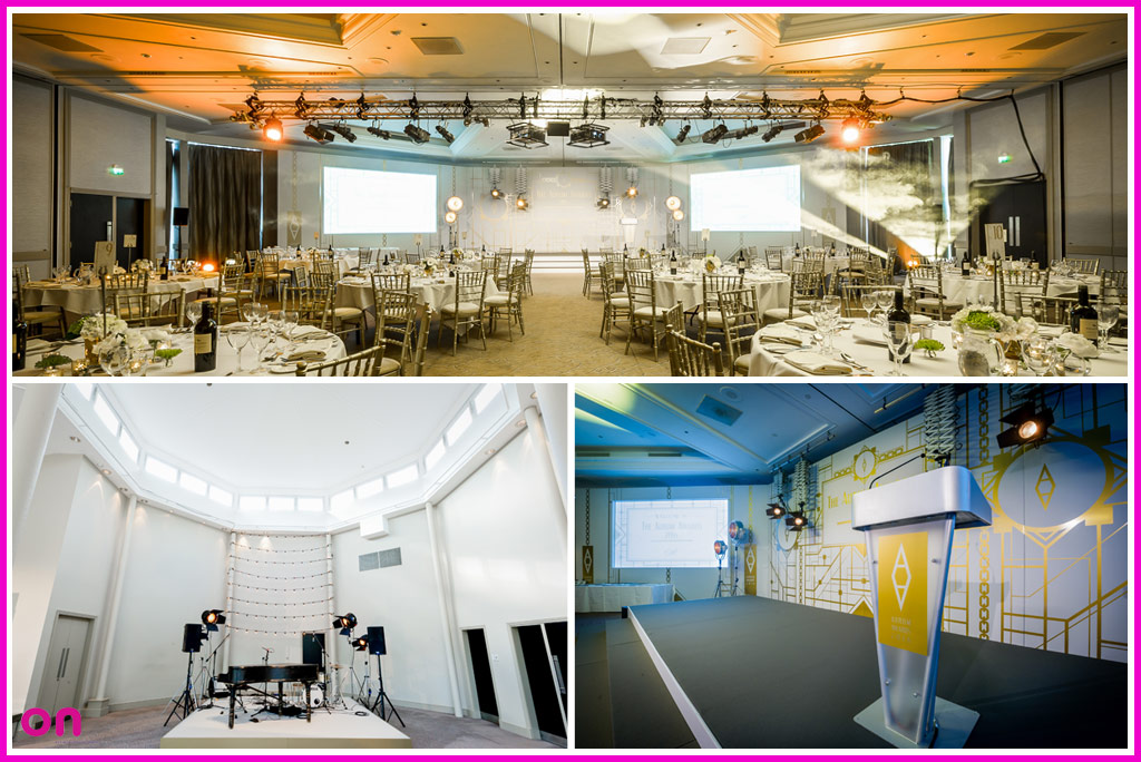 Creative Technical Production Specialists - On Event Production Co. - Awards Ceremony